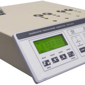 Анализатор показателей гемостаза АПГ4-02-П ЭМКО | Лабораторное оборудование | Анализаторы | Анализаторы гемостаза | Полуавтоматические анализаторы гемостаза