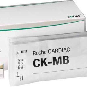 Набор тест-полосок для определения концентрации CKMB CARDIAC CK-MB Roche | Лабораторное оборудование | Анализаторы | Экспресс-анализаторы