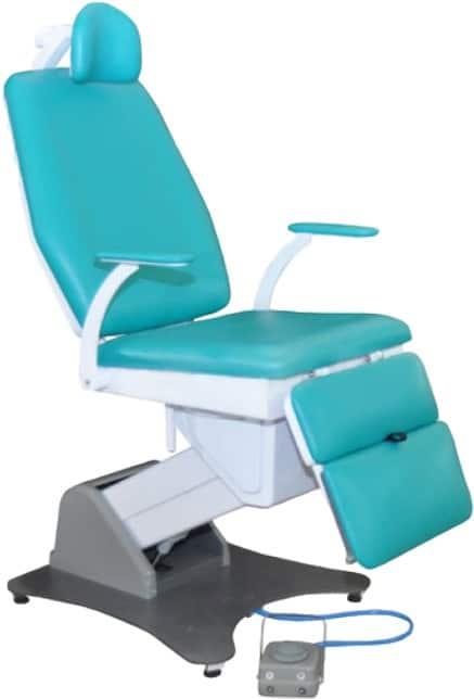 Кресло оториноларингологическое «Клер» КЛЭМ | Мебель медицинская | Кресла пациента