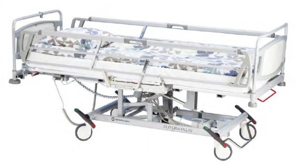 Больничная кровать Futura Plus Merivaara | Мебель медицинская | Медицинские кровати