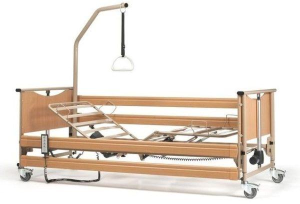 Ортопедическая кровать для лежачих больных электрическая LUNA Vermeiren | Мебель медицинская | Медицинские кровати