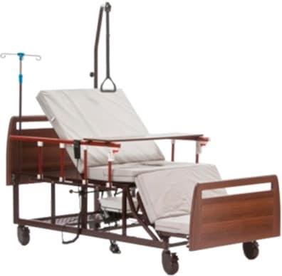 Кровать функциональная электрическая с санитарным оснащением DHC FH-2 | Мебель медицинская | Медицинские кровати