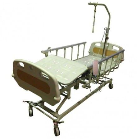 4-х секционная медицинская функциональная кровать Da858a с функцией CPR | Мебель медицинская | Медицинские кровати