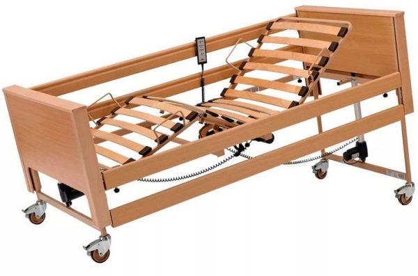 Кровать многофункциональная с электроприводом Arminia II Burmeier | Мебель медицинская | Медицинские кровати