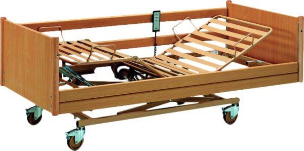 Кровать многофункциональная с электроприводом Westfalia III | Мебель медицинская | Медицинские кровати