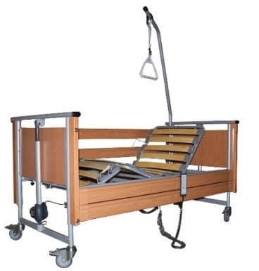 Кровать медицинская детская (подростковая) с электроприводом подростковая 4-х секционная PB 326    Мебель медицинская   Медицинские кровати