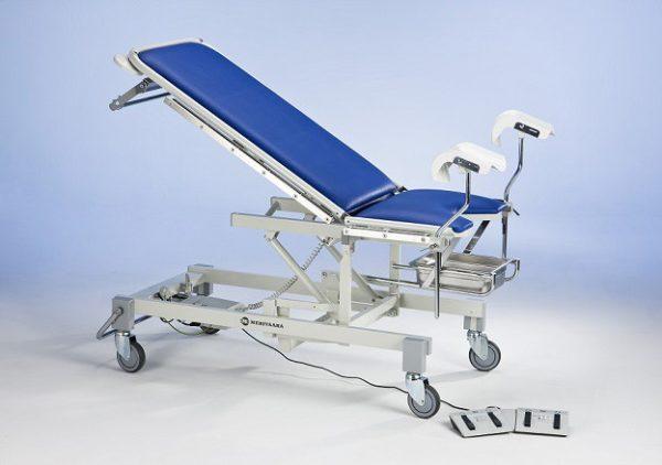 Медицинский стол для осмотра 4242 с гидравлическим приводом   Мебель медицинская   Столы медицинские   Столы смотровые