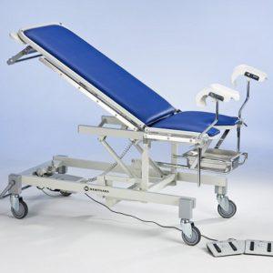 Стол для осмотра 4242 с электрическим приводом    Мебель медицинская   Столы медицинские   Столы смотровые