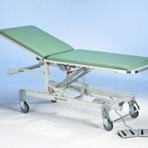 Стол для осмотра 409   Мебель медицинская   Столы медицинские   Столы смотровые
