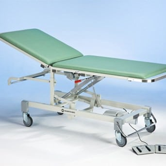 Стол для осмотра 409 | Мебель медицинская | Столы медицинские | Столы смотровые