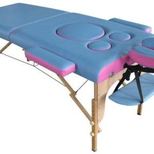 Panda Складной массажный стол | Мебель медицинская | Столы медицинские | Складные массажные столы
