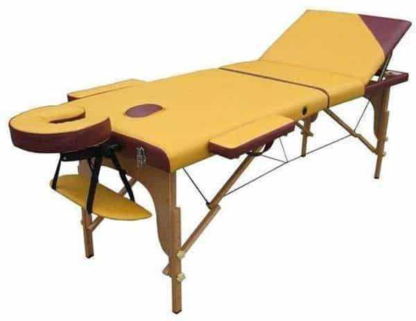 Sakura Складной массажный стол | Мебель медицинская | Столы медицинские | Складные массажные столы