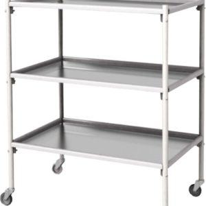 Столик процедурный СПп-02 | Мебель медицинская | Столики инструментальные