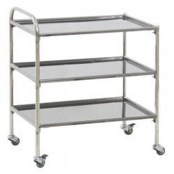Столик процедурный СПп-02 МСК-5502 | Мебель медицинская | Столики инструментальные