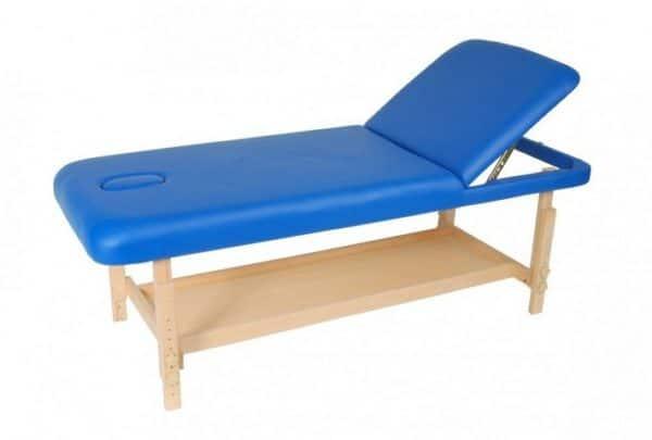 Стационарный массажный стол MED-MOS FIX-1A   Мебель медицинская   Кушетки и банкетки медицинские   Кушетки массажные   Стационарные кушетки