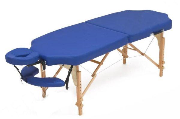 Массажный стол складной деревянный JF-Tapered   Мебель медицинская   Кушетки и банкетки медицинские   Кушетки массажные   Складные кушетки