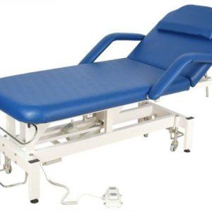 Медицинская кровать с электроприводом DB-9 (КО-022) | Мебель медицинская | Кушетки и банкетки медицинские | Кушетки массажные | Кушетки с электроприводом