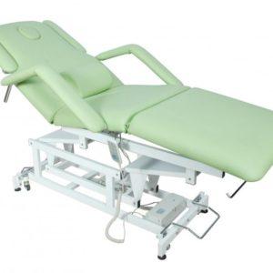 Медицинская кровать с электроприводом DB-9 (КО-7) | Мебель медицинская | Кушетки и банкетки медицинские | Кушетки массажные | Кушетки с электроприводом