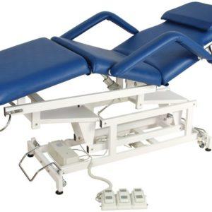 Медицинская кровать с электроприводом DB-9 (КО-071) | Мебель медицинская | Кушетки и банкетки медицинские | Кушетки массажные | Кушетки с электроприводом