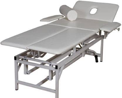 Комплект массажный с валиком цилиндрическим с электроприводом усиленный МК-5 | Мебель медицинская | Кушетки и банкетки медицинские | Кушетки массажные