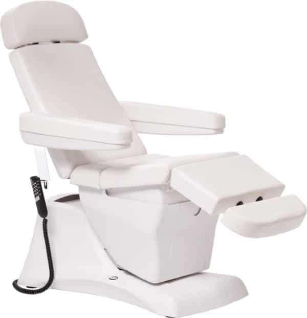 Кресло-кушетка косметологическая Comfort XDream Liege с подогревом Ionto Comed | Мебель медицинская | Кушетки и банкетки медицинские | Кушетки косметологические | Кушетки