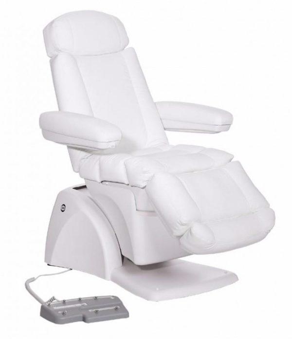 Кресло-кушетка с ножной педалью управления Comfort Xtension Liege Ionto Comed | Мебель медицинская | Кушетки и банкетки медицинские | Кушетки косметологические | Кушетки