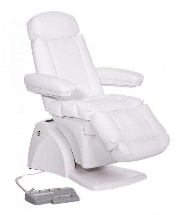 Кресло-кушетка с подогревом и ножной педалью управления Comfort Xtension Liege Ionto Comed | Мебель медицинская | Кушетки и банкетки медицинские | Кушетки косметологические | Кушетки
