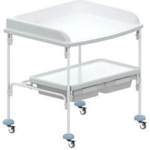 Столик пеленальный СП-01 Кронт | Мебель медицинская | Неонатология и педиатрия | Столы пеленальные
