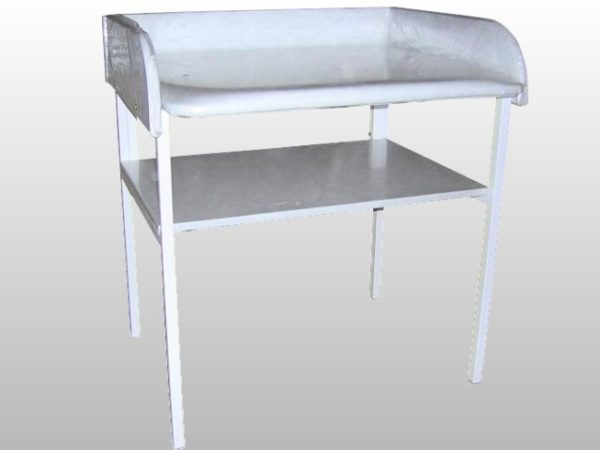 Стол туалетно - пеленальный СПМ 1-01 | Мебель медицинская | Неонатология и педиатрия | Столы пеленальные