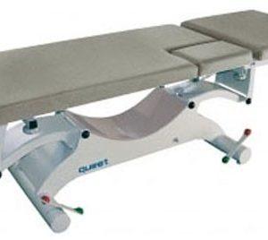 Кушетка медицинская Quest Cardio (2070 х 650 х 920) | Мебель медицинская | Кушетки и банкетки медицинские | Кушетки смотровые