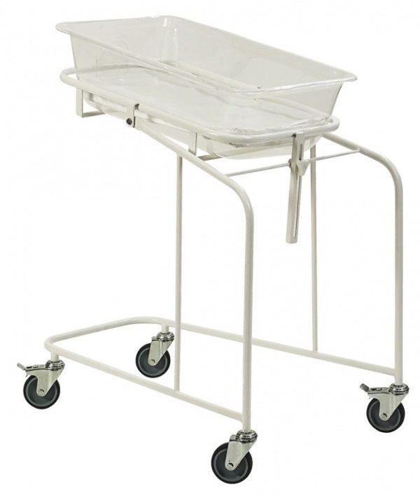 Кровать для новорожденных КТН-01 МСК-130   Мебель медицинская   Неонатология и педиатрия   Кровати для новорожденных