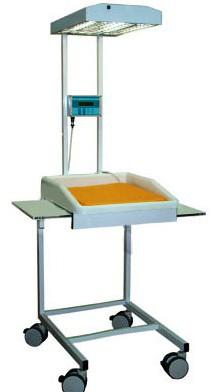 Стол для санобработки новорожденных CH-01 | Мебель медицинская | Неонатология и педиатрия | Столы для санобработки новорожденных