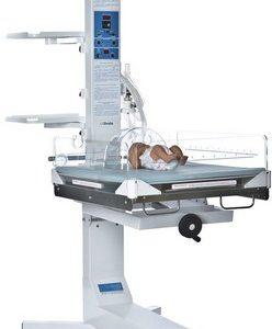 Стол неонатальный СНО УОМЗ | Мебель медицинская | Неонатология и педиатрия | Столы для санобработки новорожденных