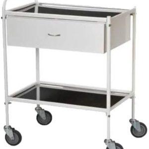 Столик манипуляционный СМ548-МСК (код МСК-548) | Мебель медицинская | Столики инструментальные