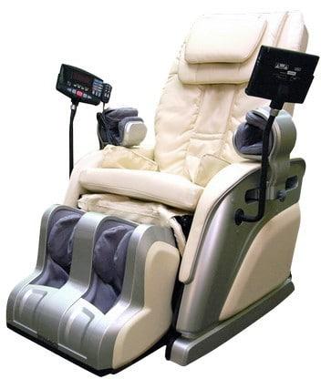 Массажное кресло YA 2800 | Мебель медицинская | Кресла пациента | Массажные кресла | Массажные кресла YAMAGUCHI (Япония)