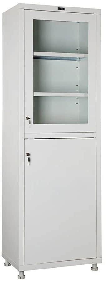 Шкаф HILFE МД 1 1760 R | Мебель медицинская | Шкафы для всех отраслей | Шкафы медицинские металлические