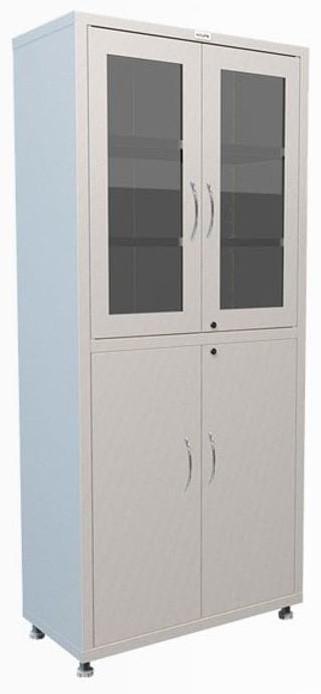 Шкаф HILFE МД 2 1780 R | Мебель медицинская | Шкафы для всех отраслей | Шкафы медицинские металлические