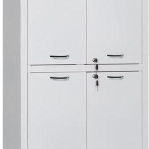 Шкаф HILFE МД 2 1670/SS | Мебель медицинская | Шкафы для всех отраслей | Шкафы медицинские металлические