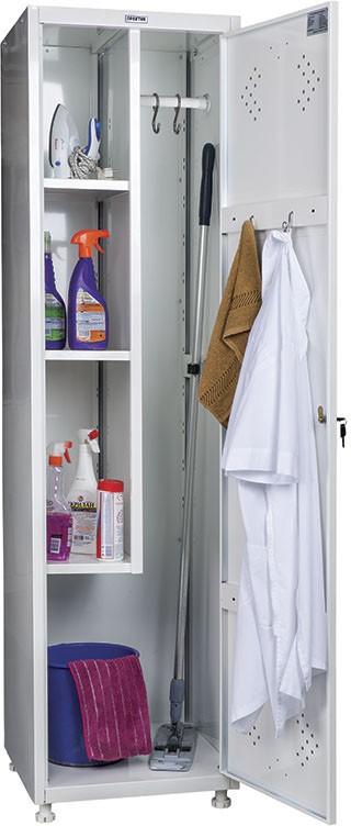 Шкаф для раздевалок ПРАКТИК МД 1 ШМ-SS (11-50) | Мебель медицинская | Шкафы для всех отраслей | Шкафы для одежды