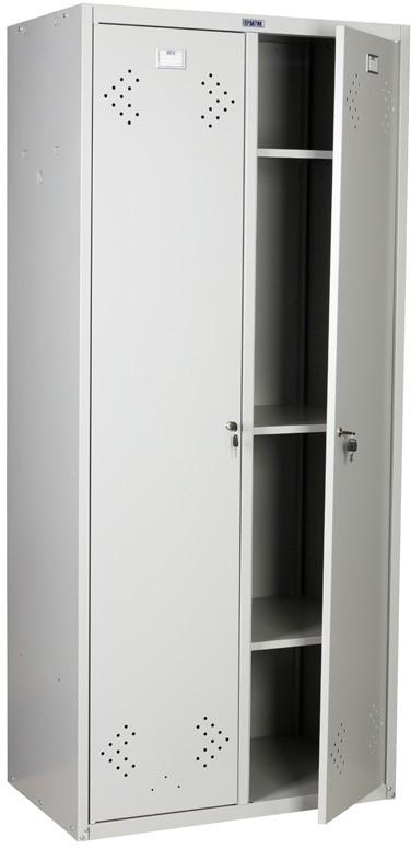 Шкаф для раздевалок ПРАКТИК МД LS(LE)-21-80 | Мебель медицинская | Шкафы для всех отраслей | Шкафы для одежды