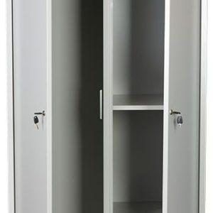 Шкаф для раздевалок ПРАКТИК МД LS (LE)-21-60 U | Мебель медицинская | Шкафы для всех отраслей | Шкафы для одежды