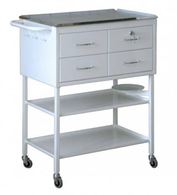 Столик анестезиолога СП-02 | Мебель медицинская | Столики инструментальные
