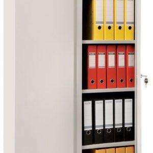 Шкаф архивный ПРАКТИК МД M-18 | Мебель медицинская | Шкафы для всех отраслей | Шкафы для документов