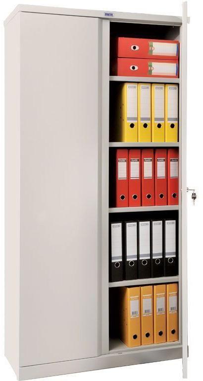 Шкаф архивный ПРАКТИК МД M-18   Мебель медицинская   Шкафы для всех отраслей   Шкафы для документов