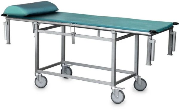 Тележка медицинская для перевозки больных ТБ-01 Медин | Мебель медицинская | Тележки для перевозки больных
