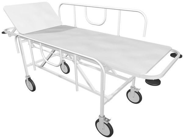 Тележка МД ТБЛ | Мебель медицинская | Тележки для перевозки больных