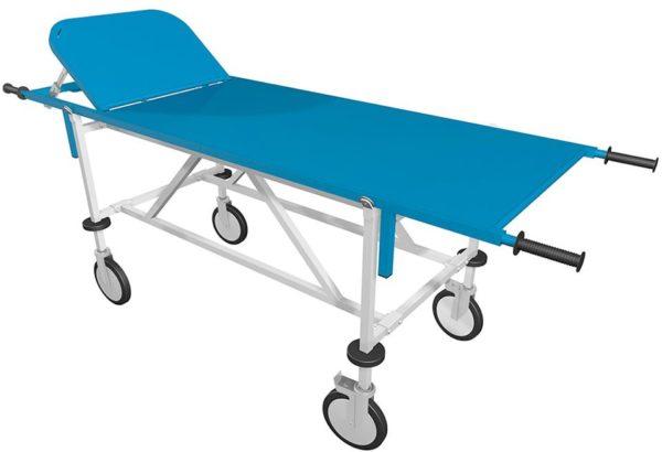 Тележка МД ТБН   Мебель медицинская   Тележки для перевозки больных