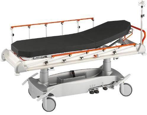 Каталка для перевозки реанимационных и амбулаторных пациентов STS 282 Schmitz | Мебель медицинская | Тележки для перевозки больных