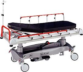 Каталка медицинская с гидравлическим приводом STL 285 Schmitz | Мебель медицинская | Тележки для перевозки больных