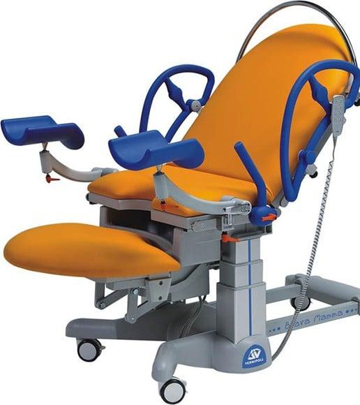 Кресло для родовспоможения 19-PO800 Vernipoll | Мебель медицинская | Мебель Vernipoll | Родовспоможение Vernipoll